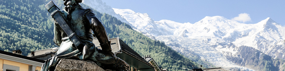 Destination Chamonix avec French Alps Taxi