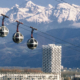 Destination Grenoble avec French Alps Taxi