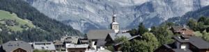 Destination Les Contamines Montjoie avec French Alps Taxi