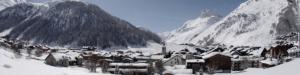 Destination Val D'Isère avec French Alps Taxi