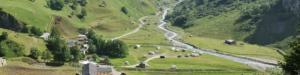 Destination Les Chapieux avec French Alps Taxi